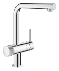 GROHE Blue Pure Minta Single-lever sink mixer with filter function 31721000