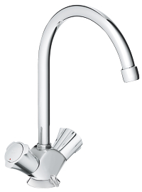 Costa L Two-handle sink mixer 31812001