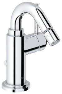 "Atrio Single-lever bidet mixer 1/2"" M-Size 32108001"