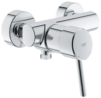 Concetto Single-lever shower mixer 32699001