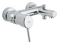 "Concetto Single-lever bath mixer 1/2"" 32211001"