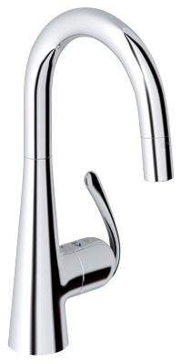 Ladylux3 Pro Single-Handle Kitchen Faucet 32283000
