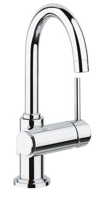 "Atrio Single-lever basin mixer 1/2"" 32457000"