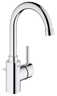 "Concetto Single-lever basin mixer 1/2"" L-Size 32629001"