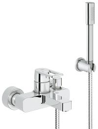 Quadra Single-lever bath/shower mixer 32639000