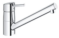 "Concetto Single-lever sink mixer 1/2"" 32659001"