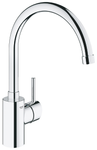 "Concetto Single-lever sink mixer 1/2"" 32661001"