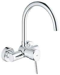GROHE - Concetto Single-lever sink mixer 1/2\