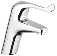 "Euroeco Single Sequential Single-lever basin mixer 1/2"" 32790000"
