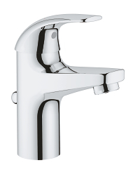 GROHE BauCurve Single-lever basin mixer 23099000