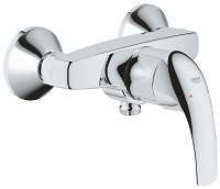 GROHE BauCurve Single-lever shower mixer 32807000