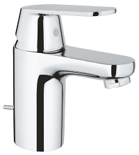 "Eurocosmo Single-lever basin mixer 1/2"" S-Size 3282500D"
