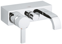 Allure Single-lever bath/shower mixer 32826000