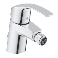 "Eurosmart Single-lever bidet mixer 1/2"" S-Size 32927002"