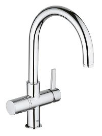 "GROHE Blue Single-lever sink mixer 1/2"" Bi-Flow 33251000"