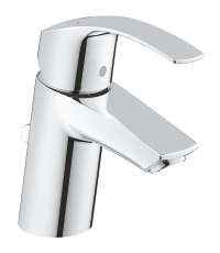 "Eurosmart Single-lever basin mixer 1/2"" S-Size 33265002"