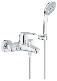 Eurodisc Cosmopolitan Single-lever bath/shower mixer 33395002