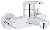 "Europlus Single-lever bath mixer 1/2"" 33553002"