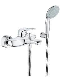 Eurostyle Single-lever bath/shower mixer 33592003