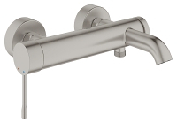 "Essence Single-lever bath mixer 1/2"" 33624DC1"