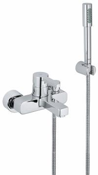 Single-lever bath/shower mixer 33850000