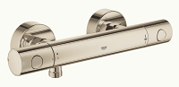 "Grohtherm 1000 Cosmopolitan M Thermostatic shower mixer 1/2"" 34065BE2"