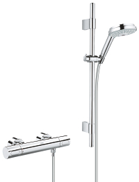 Grohtherm 3000 Cosmopolitan Thermostat shower mixer 34275000