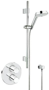 Grohtherm 3000 Cosmopolitan Thermostat shower mixer 34278000