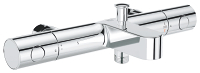 "Grohtherm 1000 Cosmopolitan M Thermostatic bath mixer 1/2"" 34323002"