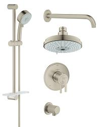 GrohFlex Shower Set Mitigeur thermostatique 35056EN0