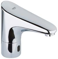 "Europlus E Infra-red electronic basin tap 1/2"" without mixing device 36016001"