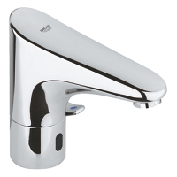 "Europlus E Infra-red electronic basin mixer 1/2"" with mixing  device and adjustable temperature limiter 36207001"