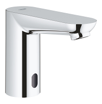 "Euroeco Cosmopolitan E Infrared electronic basin mixer 1/2"" without mixing device 36269000"