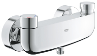 "Eurosmart Cosmopolitan T Self-closing shower mixer 1/2"" with mixing device  and adjustable temperature limiter 36320000"