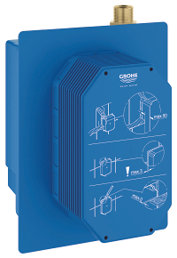 Euroeco Cosmopolitan E Concealed mounting box 36337000