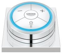 GROHE F-digital Digital controller with square base plate  for bath or shower 36349000