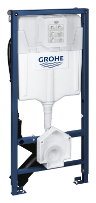 Rapid SL for GROHE Sensia® IGS shower WC 39112001
