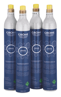 GROHE Blue Starter kit 425 g CO2 bottles (4 pieces) 40422000