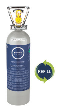 GROHE Blue Refill 2 kg CO2 bottle 40424000