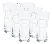 GROHE Blue Water glasses (6 pieces) 40437000