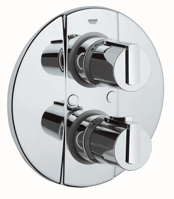 Grohtherm 2000 Thermostatic Bath Mixer 19242000 Zoom