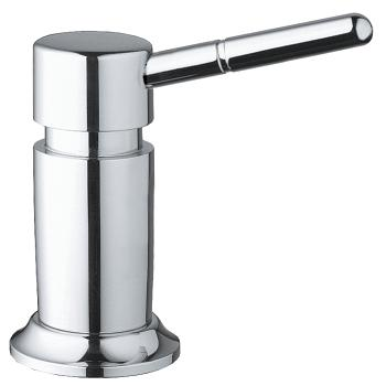 grohe soap dispenser installation instructions
