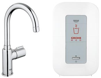 grohe grohe red mono standventil und single boiler 4. Black Bedroom Furniture Sets. Home Design Ideas
