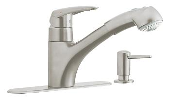 Shop Grohe Minta Touch Supersteel Best Free Home