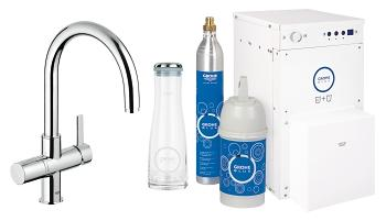 grohe grohe blue professional starter kit 31079 000 suchergebnis suche. Black Bedroom Furniture Sets. Home Design Ideas