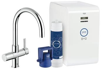 grohe starter kit 31251 001 grohe blue professional. Black Bedroom Furniture Sets. Home Design Ideas
