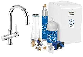 grohe grohe blue professional starter kit 31323 000 suchergebnis suche. Black Bedroom Furniture Sets. Home Design Ideas