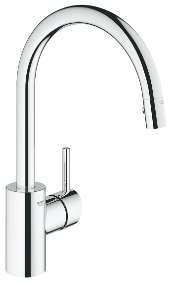 """grohe - single-lever sink mixer 1/2"""" 32665 001 - concetto"""