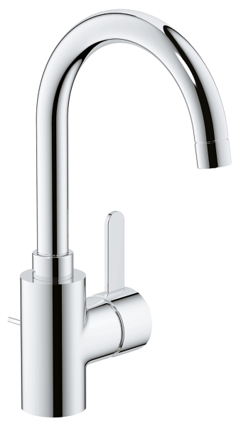 grohe eurocosmo single lever basin mixer 1 2 l size. Black Bedroom Furniture Sets. Home Design Ideas